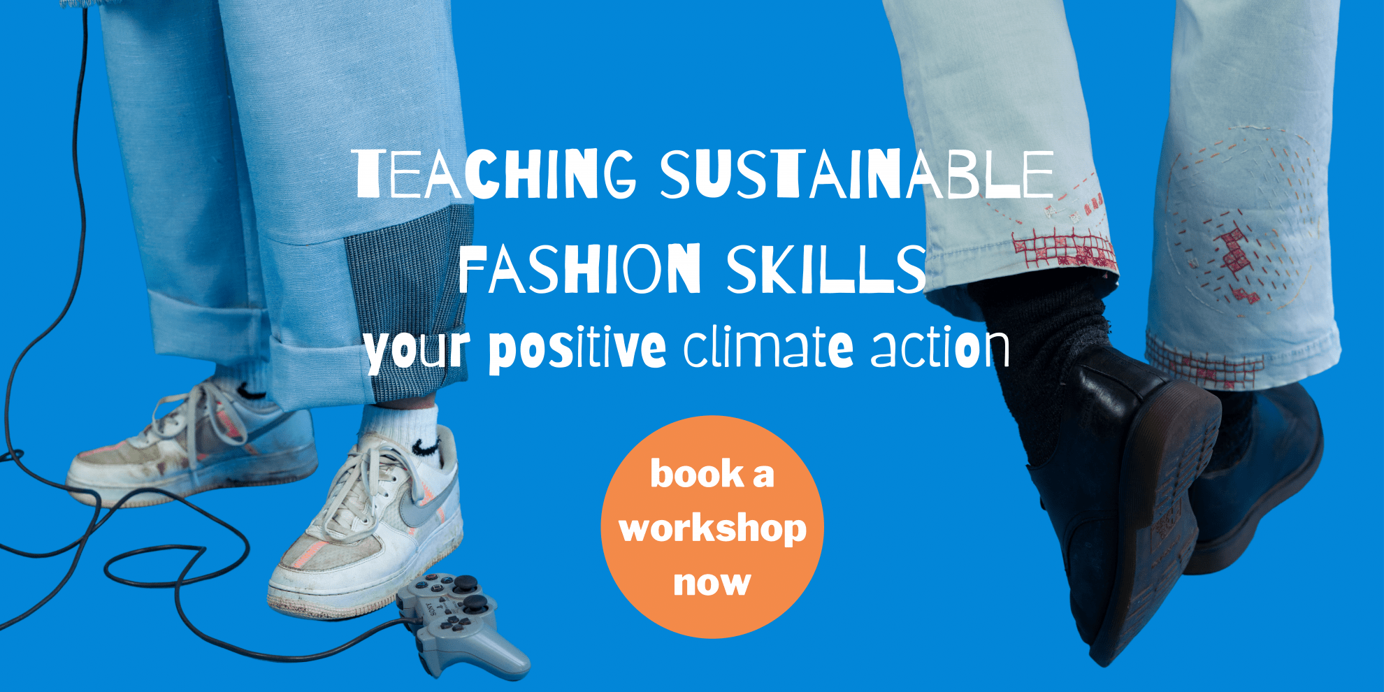 teaching sustainable fashion skills